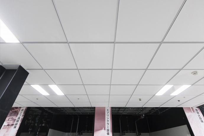 ヤマトプロテック東京工場 ヤマトアカデミー研修センター 【カールトン600グリッド】