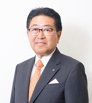 取締役会長 野原 数生(のはら かずお)