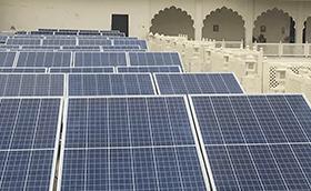 太陽光発電・売電事業