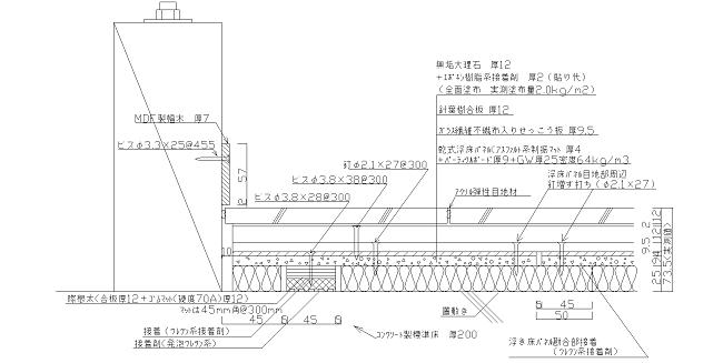 図5 試験体断面図