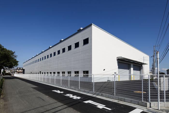 ノハラスチール株式会社神奈川工場