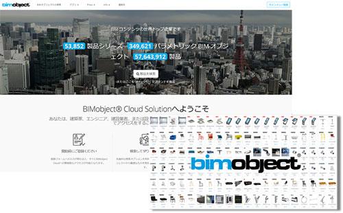 BIMobject cloud solutionへようこそ