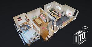 空間3D撮影サービス「INTO(イント)」